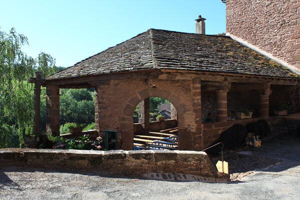combret-sur-rance-village