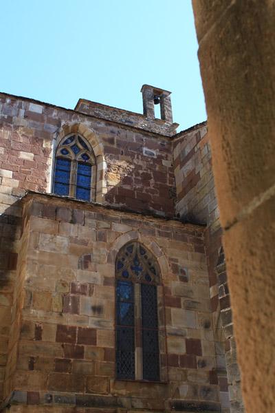 L'église de Saint-Sernin