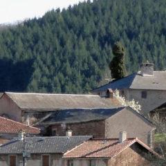 Ségézy, le hameau
