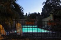 Le phare de la piscine