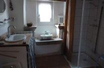 Salle de douche premier étage