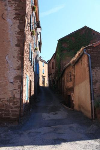 Combret-sur-Rance : le village