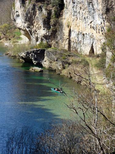 Gorges du Tarn : les bateliers
